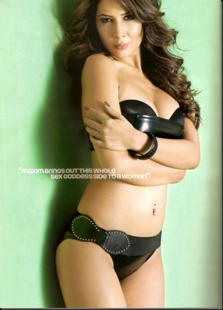 Kim Sharma MAXIM photoshoot5