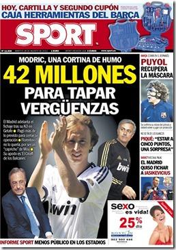 portada sport 42 millones para tapar vergüenzas