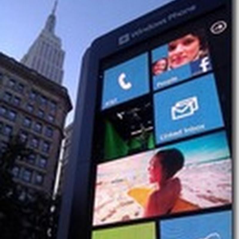 Windows Phone llega a Norteamérica por la puerta grande