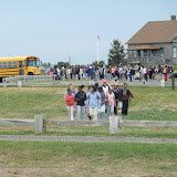 King/Robinson Students Visit Hammonasset