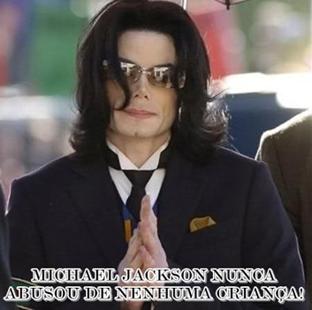 Michael Jackson não é pedofilo