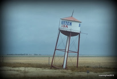 Leaning Tower of Groom, TX