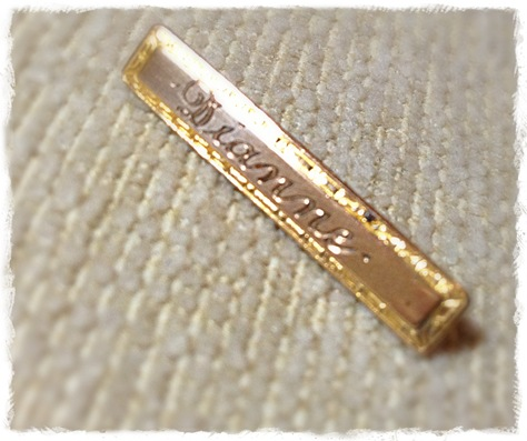 Day 7 - Your name