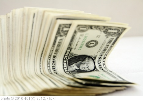 'Money' photo (c) 2010, 401(K) 2012 - license: http://creativecommons.org/licenses/by-sa/2.0/