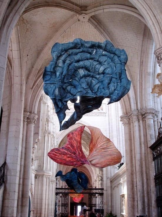 Esculturas papel Peter Gentenaar 05