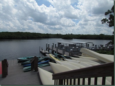 Jonathan Dickenson State Park boat and canoe rentals