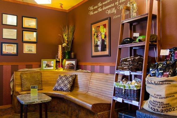 Coastal Mist Chocolate Boutique Bandon Oregon