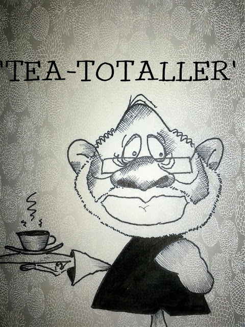 Modi the 'Tea-total-er'