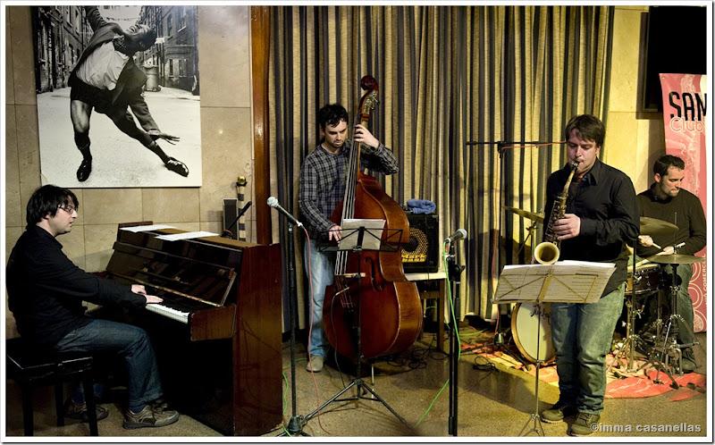 Quasichien Quartet, Vilafranca del Penedès 2012