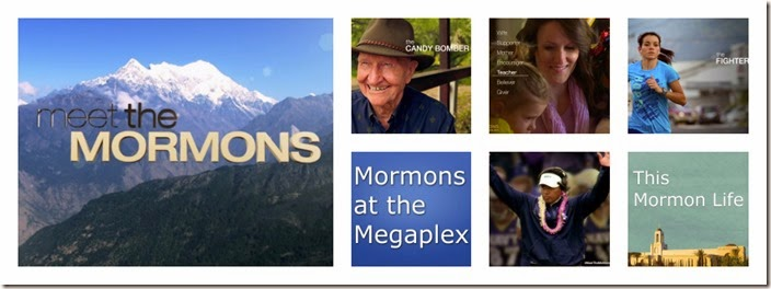 Meet The Mormons Collage