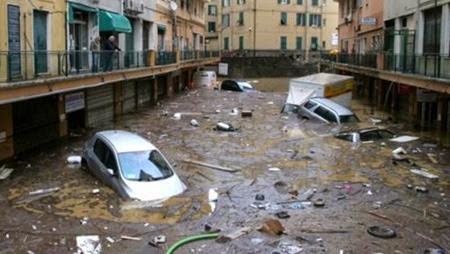alluvione-genova. 2011