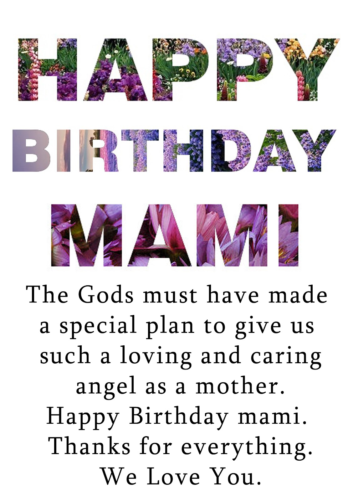 50th Birthday Sayings For Mom