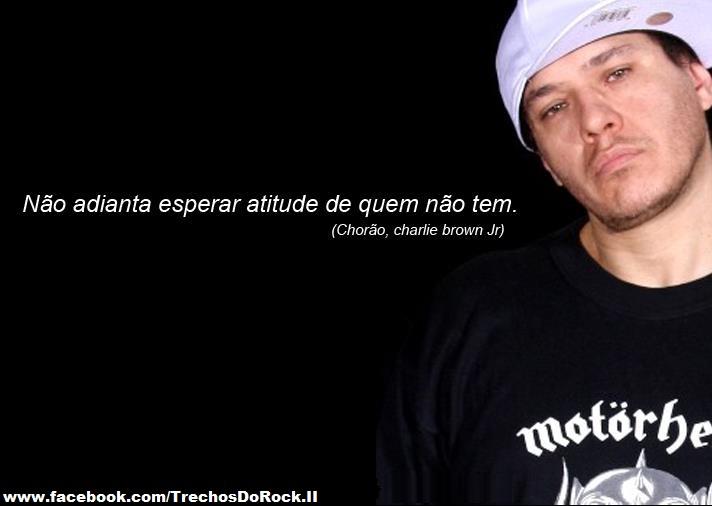 Frases De Amor Chorao Charlie Brown Jr