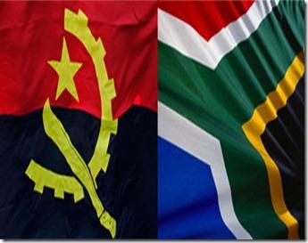 Cooperação Militar Angola-África do Sul