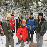 nov 30 2013 sawtooth mt hike