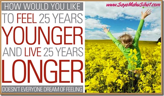 How Would You Like to Feel 25 Yrs Younger and Live 25 Yrs Longer_Vivix