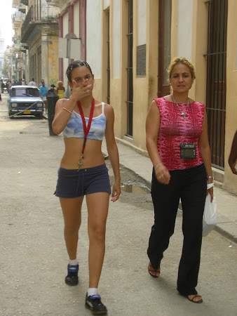 Two sexy Cuban women