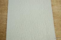 Tkanina obiciowa w pasy z efektem metalicznym. Złota, biała.