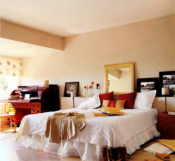 Chimeneas de luz buena opci n para ganar luz en el dormitorio idecorar - Luz para dormitorio ...