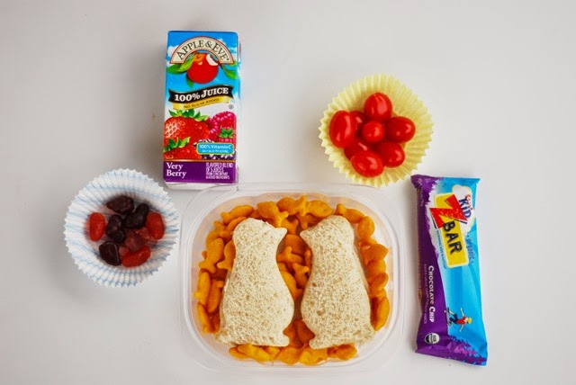 Floral & Fudge: Kid Food