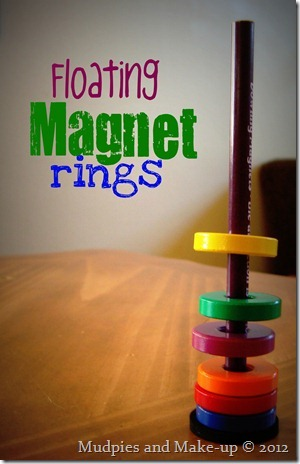 Floating Magnet Rings