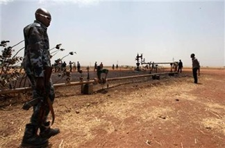 Sudan-accuses-South-of-assaulting-oil-area