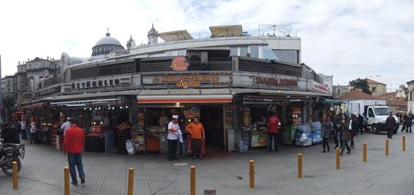 plaza de Taksim, Estambul