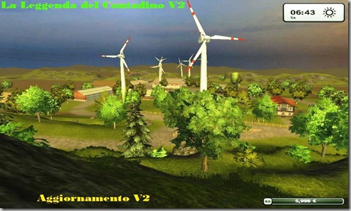 Farming simulator 2013 - La leggenda del contadino v 2