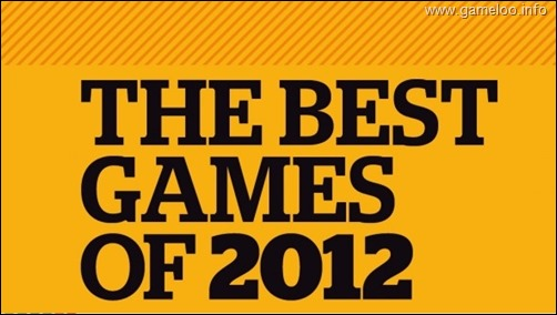 2012 Round-Up: Top 15 PC Games