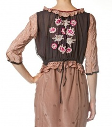 #060 The silken blouse v rose 2