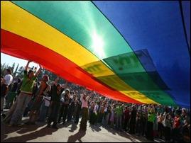 bandeira parada gay