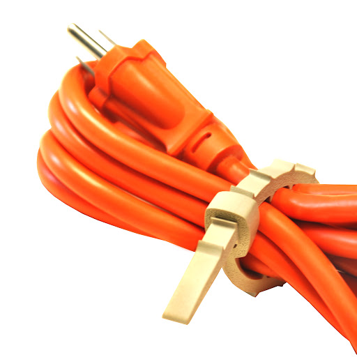 For heavy-duty tasks, the Q Knot Pro (which comes in a larger sizes and has slanted, triangular teeth) is a great option.