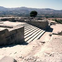 09. Escalinata principal Phaistos
