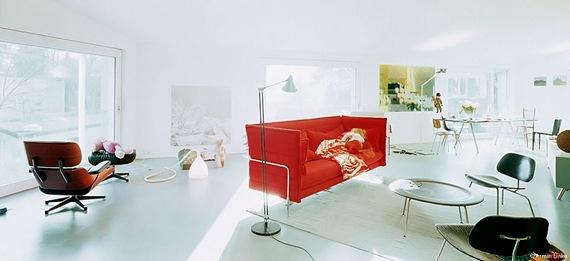 sofa para living con estilo moderno 5