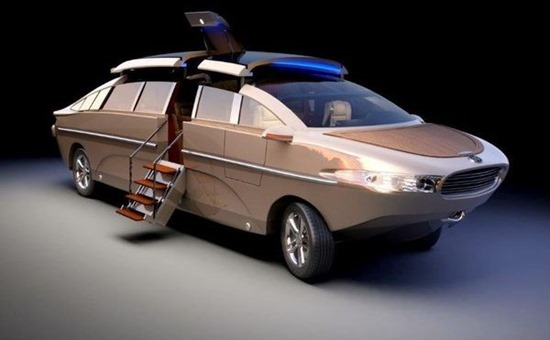 Limousine anfíbia (2)