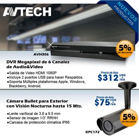 Avtech 8 mayo 2012