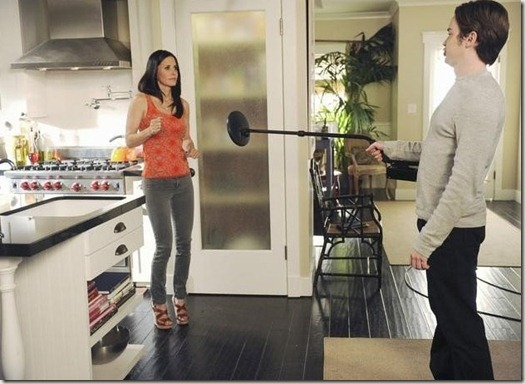 Cougar Town Floors