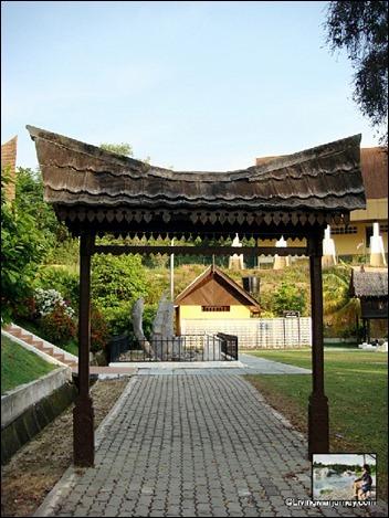 Minangkabau House at Negeri Sembilan (2)