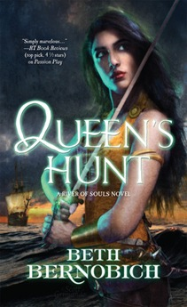 Beth Bernobich - queen's Hunt - Tynga's Reviews