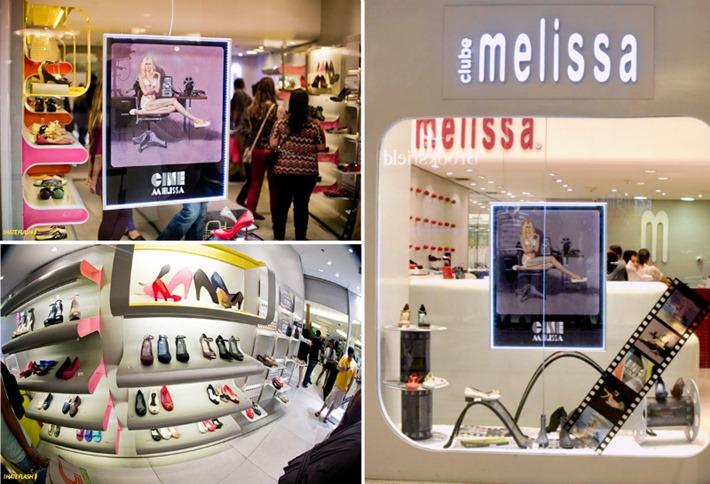 7453626a4f2 Loja oficial da MELISSA em Curitiba no Shopping Mueller.
