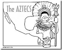 mapa azteca