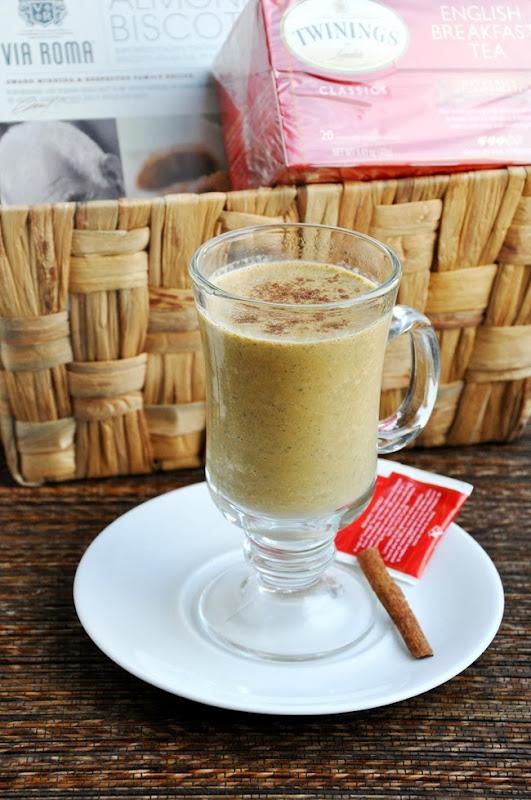 pumpkin chai tea latte 023