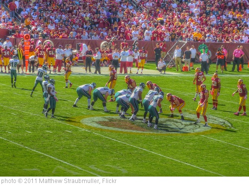 'Eagles vs Redskins 10.16.2011' photo (c) 2011, Matthew Straubmuller - license: http://creativecommons.org/licenses/by/2.0/