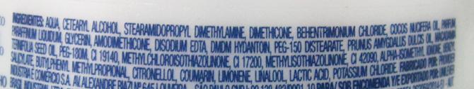 Máscara Dove Pure Care Dry Oil