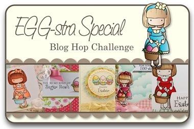 EGG-stra Blog Hop Challenge