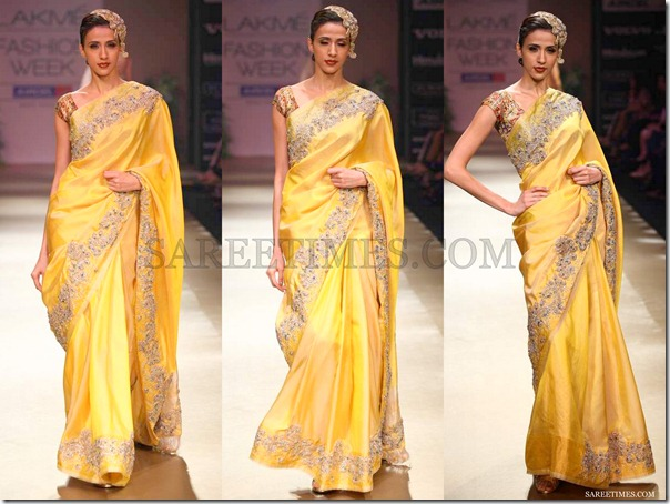 Pallavi_Jaikishan_Yellow_Saree