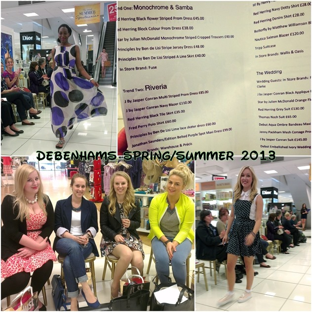 debehmans spring summer 2013 event text