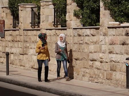 Mic ghid de calatorie - Iordania: Moda iordaniana