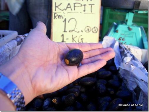 Dabai Fruit - Sibu Olive