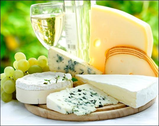 MV9 - Fromages et Vin Blanc